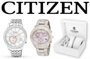 Ceasurile de lux Citizen pentru femei