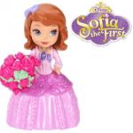 Papusa Sofia in rochie roz