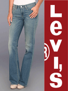 Jeansi dama Levis Made and Crafted originali