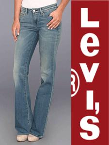 Jeansi dama Levis Made and Crafted originali