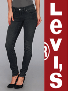 Levi's Curve ID Modern Bold Curve Skinny jeans