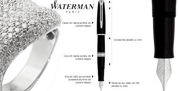 Cadouri de lux Waterman Premium Charleston
