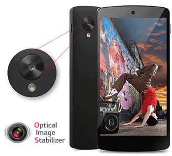 Caracteristici tehnice Camera Foto Google Nexus 5