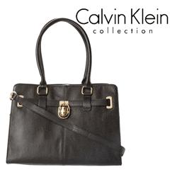 Geanta de mana Calvin Klein Modena de culoare neagra
