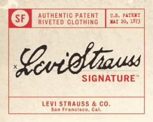 Jeansi de dama originali Levi Strauss My Closet VIP