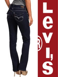 Blugi Levi's 524™ Styled Skinny Boot