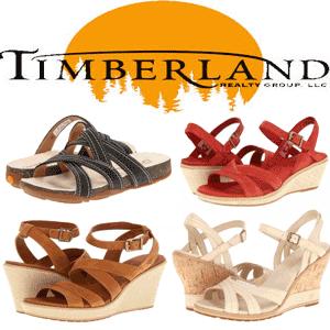 Sandale de dama Timberland. Confort si calitate.