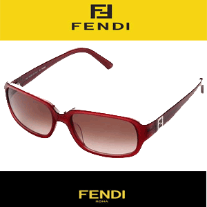 60% discount la ochelarii de soare marca FENDI pentru femei