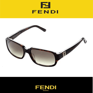 Ochelari de soare FENDI Black