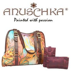 Genti de dama Anuschka Handbags