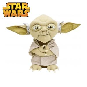 Jucarie Star Wars Maestrul Yoda din plus 40cm