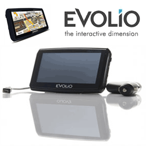 Sistem de navigatie EVOLIO Hi-Speed Plus Full Europa cu IGO 2