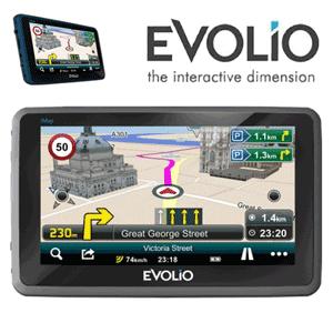 Sistem de navigatie EVOLIO PRECISO