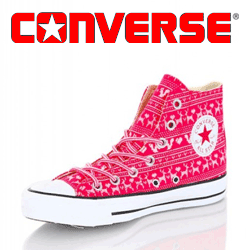 Bascheti Converse 532140C CT HI Raspberry
