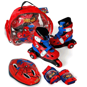 Role Spiderman baieti 3-6 ani (28-31) 6-9 ani (31-34)