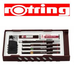 Trusa pentru desen tehnic Rotring Isograph