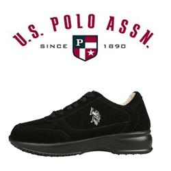 Adidasi dama US Polo ASSN negri