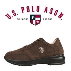 Adidasi dama US Polo ASSN maro