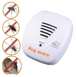 Aparat electric anti rozatoare, gandaci si insecte Bug Scare