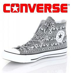 Bascheti Converse All Star Charcoal