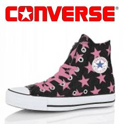 Bascheti Converse Star Print ALL Star