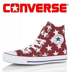 Bascheti Converse Chuck Taylor All Star print stelute