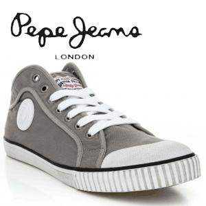 Bascheti barbatesti Pepe Jeans Industry culoare gri