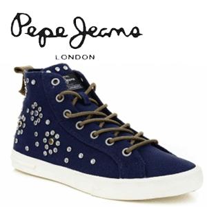 Bascheti Pepe Jeans pentru fete si femei model Barry