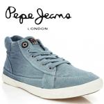 Bascheti barbatesti Pepe Jeans model Westwick Bleu