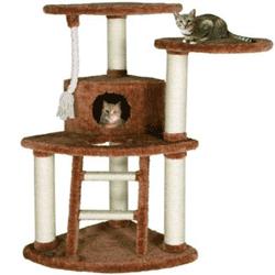 Ansambluri, aparate si casute de joaca pentru pisici