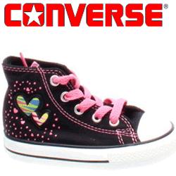 Bascheti fete si fetite Converse All Stars
