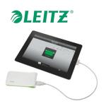 Incarcator portabil USB smartphone si tableta Leitz
