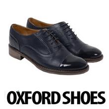 Pantofi Oxford Piele Naturala Natalie
