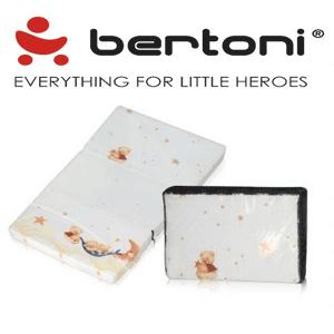 Saltea pliabila Bertoni pentru copii