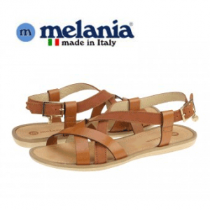 Sandale casual Melania Ruggine
