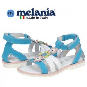 Sandale Melania pentru fetite