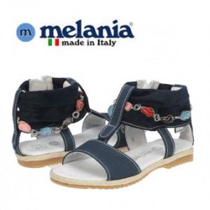 Sandalute pentru fetite Melania, ideale pentru plimbari si gradinita