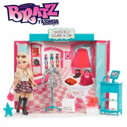 Set jucarie Bratz Boutique - Angel Cloe