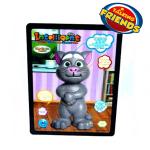Tableta Talking Tom 3D pentru copii