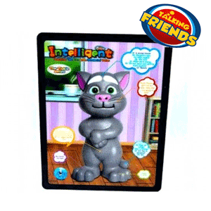 Tableta pentru copii Talking Tom 3D – jucarii interactive
