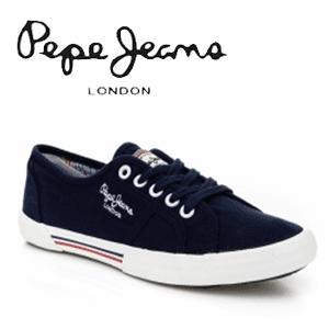Tenisi pentru fete / femei Pepe Jeans Aberlady