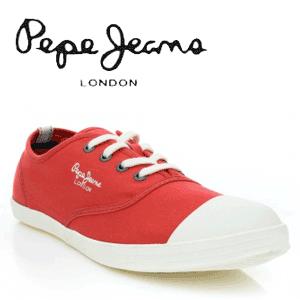 Tenisi Pepe Jeans Match rosii