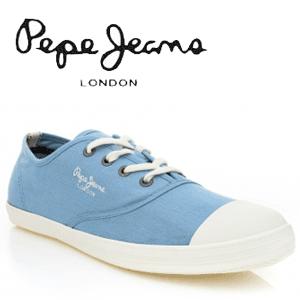 Tenisi Pepe Jeans pentru barbati Match albastrii