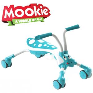 Tricicleta de calarit Scramble Bug pentru bebe si copii 1-2-3 ani