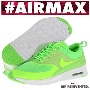 Adidasi dama Nike Air Max Thea Neon (alergare)