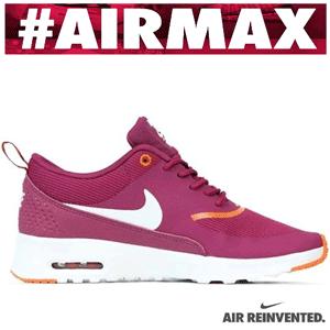Adidasi Nike Air Max Thea Fucsia de dama