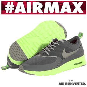 Adidasi femei Nike Air Max Thea Neon Green - pentru alergare