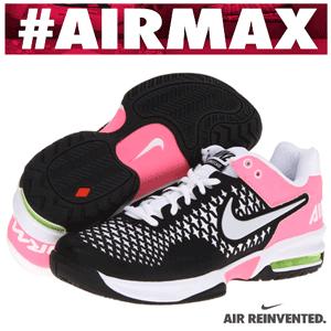 Adidasi dama Nike Air Max Cage Black (Tenis)