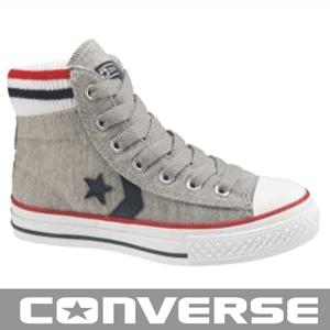 Bascheti copii Converse Star Player Sock Mid 617578