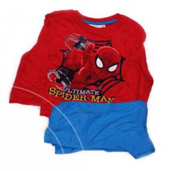 Pijama baieti Spiderman 6 ani